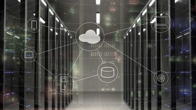 data center cloud diagram